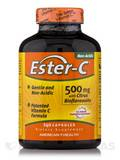 Ester-C® 500 mg with Citrus Bioflavonoids 240 Capsules
