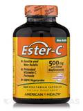 Ester-C® 500 mg with Citrus Bioflavonoids - 240 Vegetable Capsules