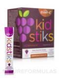 Ester-C® Kidstiks Multivitamin & Mineral, Groovy Grape - 30 Sticks