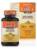 Ester-C® With D3 5000 IU 60 Vegetable Tablets