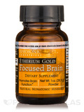 Etherium Gold Focused Brain Powder - 1 oz (28.3 Grams)