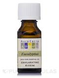 Eucalyptus Essential Oil (Globulus) - 0.5 fl. oz (15 ml)