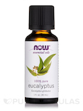NOW® Organic Essential Oils - Eucalyptus Oil - 1 fl. oz (30 ml)