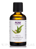 NOW® Essential Oils - Eucalyptus Oil - 2 fl. oz (59 ml)