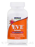 EVE (Superior Women's Multiple Vitamin) 180 Softgels