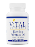 Evening Primrose Oil 500 mg - GLA 45 mg - 100 Softgel Capsules