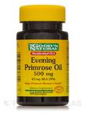 Evening Primrose Oil 500 mg (45 mg GLA) 50 Softgels