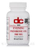 Evening Primrose Oil 500 mg - 90 Softgels