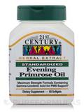 Evening Primrose Oil 500 mg 60 Softgels