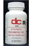 Evening Primrose Oil with Soy 500 mg 60 Softgels