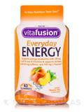 Everyday Energy, Natural Peach Tea Flavor Blend - 40 Gummies