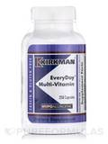 EveryDay Multi-Vitamin -Hypoallergenic- 250 Capsules