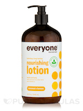 Everyone® Lotion 3-In-1 (Hands, Face, Body), Coconut + Lemon - 32 fl. oz (946 ml)