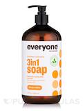Everyone® Soap 3-In-1 (Shampoo, Body Wash, Bubble Bath), Citrus + Mint - 32 fl. oz (946 ml)