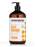 Everyone® Soap for Men 3-In-1 (Shampoo, Shower, Shave), Cedar + Citrus - 32 fl. oz (946 ml)