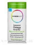 Everyone's Omega™ Fish & Flax Oil 60 Softgels