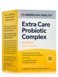 Extra Care Probiotic Complex 80 Billion - 15 Vegetarian Capsules