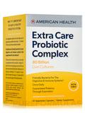 Extra Care Probiotic Complex 80 Billion - 30 Vegetarian Capsules