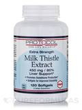 Extra Strength Milk Thistle Extract 450 mg - 120 Softgels