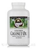 Extra Virgin Coconut Oil - 240 Softgels