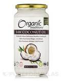 Raw Coconut Oil - 34 oz (1000 ml)