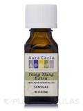 Ylang Ylang (Extra) Essential Oil (Cananga odorata) - 0.5 fl. oz (15 ml)
