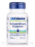 Extraordinary Enzymes - 60 Capsules