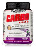 Extreme Edge® Carbo Load, Grape Flavor - 2.5 lb (1144 Grams)