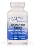 Eye and Vision Formula 60 Vegetarian Capsules