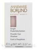 Powder Eye Shadow Single - Beige 0.07 oz