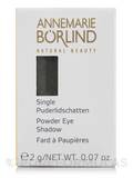 Powder Eye Shadow Single - Green Moss 0.07 oz