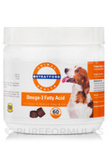 Omega-3 Fatty Acid for Small/Medium Dogs and Cats - 60 Soft Chews