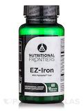 EZ-Iron - 60 Vegetarian Capsules