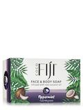 Coco Fiji™ Face & Body Coconut Oil Infused Bar Soap, Peppermint - 7 oz (198 Grams)
