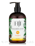 Coco Fiji™ Face & Body Coconut Oil Infused Lotion, Grapefruit - 12 fl. oz (354 ml)