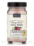 Facial Mask - Strawberry Dessert for Dull, Blemished Skin - 3.25 oz (92 Grams)