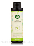 Family Conditioner, For All Hair Types - Cucumber, Parsley & Spinach (Green Vegetable Extracts) - 17