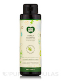 Family Shampoo, For All Hair Types - Cucumber, Parsley & Spinach (Green Vegetable Extracts) - 17.6 f