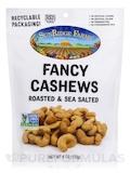 Fancy Cashews - Roasted & Sea Salted - 6 oz (170 Grams)