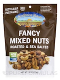 Fancy Mixed Nuts - Roasted & Sea Salted - 7.5 oz (213 Grams)