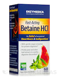 Fast-Acting Betaine HCL - 60 Capsules