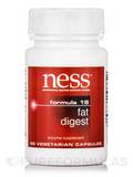 Fat Digest (Formula 18) - 90 Vegetarian Capsules