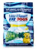 Fat Dogs® Low Calorie Dry Formula for Dogs (All Breeds of Adult Dogs) - 5 Lbs (2.27 Kg)