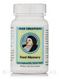 Feed Memory 60 Tablets