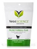 Feline Furball Plus - 60 Bite-Sized Chews