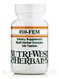 FEM (#10) (Herbal) - 100 Tablets