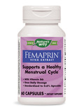 Femaprin Vitex Extract 60 Capsules