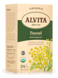 Fennel Herbal Supplement - 24 Tea Bags