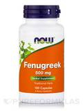 Fenugreek 500 mg 100 Capsules