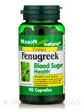 Fenugreek (Blood Sugar Health) - 90 Capsules
